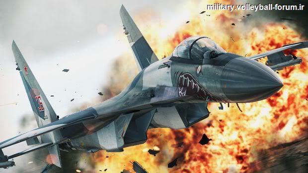 جنگنده Su-35 (سوپر فلانکر) خطرناک ترین و بی رحم ترین جنگنده دنیا !