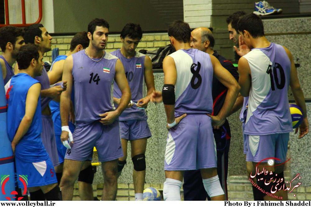 پوریا فیاضی در فهرست بازیكنان تیم والیبال جوانان ایران قرار گرفت !
